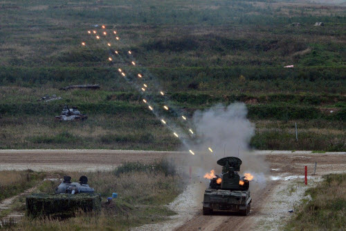 Dàn vũ khí khủng của Nga tại triển lãm Army 2016 - 3