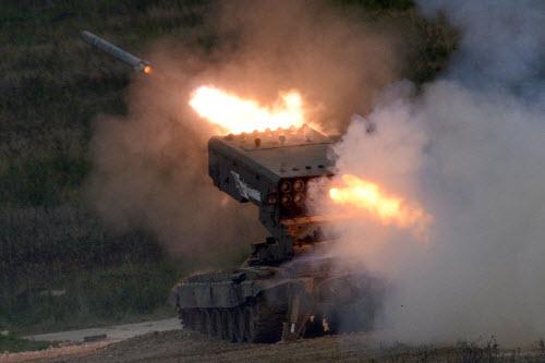 Dàn vũ khí khủng của Nga tại triển lãm Army 2016 - 12
