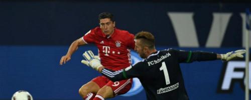 Schalke – Bayern Munich: Cái chết được báo trước - 1