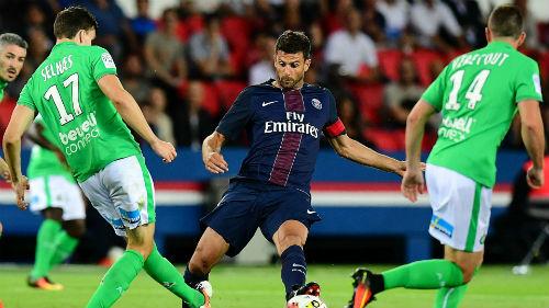 PSG - St Etienne: Ôm hận phút bù giờ - 1