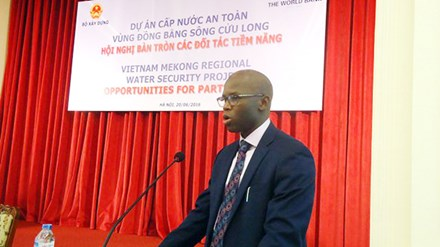 World Bank có Giám đốc Quốc gia mới tại Việt Nam - 1