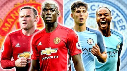 MU – Man City: Siêu đại tiệc Ngoại hạng Anh - 1