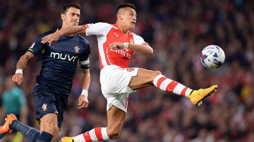 Arsenal – Southampton: Chờ tân binh ra mắt - 1