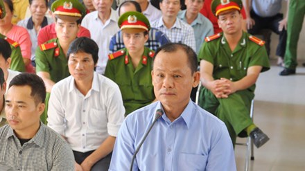 """Yêu cầu tăng hình phạt tù đối với Minh """"Sâm"""" - 1"""