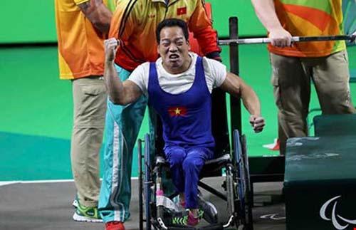 Lê Văn Công: Cuộc sống 'du mục' của kỷ lục gia Paralympic - 1