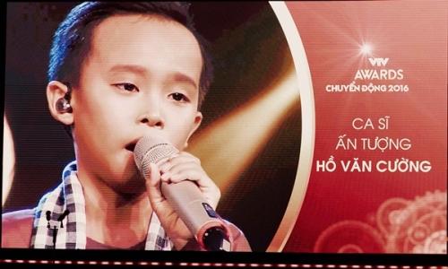 Hồ Văn Cường giành giải VTV: Tài năng phải được thừa nhận - 2