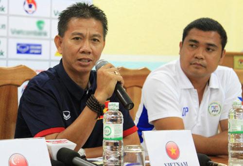 Giải U19 ĐNÁ: U19 Việt Nam muốn gặp nhiều đối thủ mạnh - 1