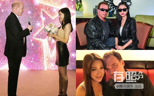"""5 ông chồng ngoại giàu """"khủng khiếp"""" của mỹ nhân Hoa - 1"""