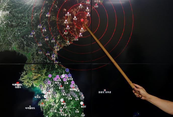 HQ báo động thế giới về sức mạnh hạt nhân Triều Tiên - 2
