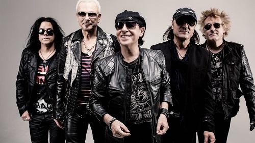 Ban nhạc huyền thoại Scorpions gửi lời chào Việt Nam - 1