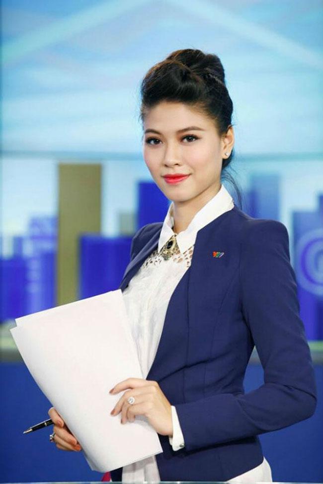 Ngọc Trinh là biên tập viên chương trình Tài chính tiêu dùng & nbsp;của Đài truyền hình Việt Nam. & nbsp;