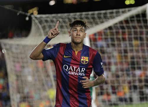 Tin HOT tối 10/9: Neymar suýt gia nhập MU hè 2016 - 1