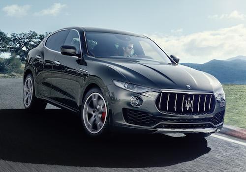 Maserati ra mắt chiếc siêu xe Levante 5 tỉ đồng - 1