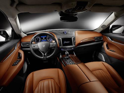 Maserati ra mắt chiếc siêu xe Levante 5 tỉ đồng - 2