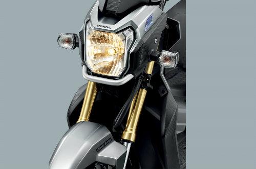 Honda New Zoomer-X bản giới hạn giá 42 triệu đồng - 5