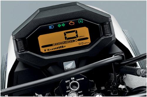 Honda New Zoomer-X bản giới hạn giá 42 triệu đồng - 2