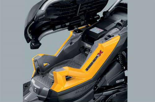 Honda New Zoomer-X bản giới hạn giá 42 triệu đồng - 3