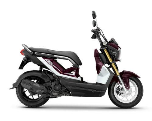 Honda New Zoomer-X bản giới hạn giá 42 triệu đồng - 7