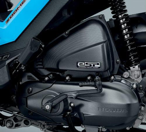 Honda New Zoomer-X bản giới hạn giá 42 triệu đồng - 6