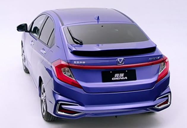 Honda Gienia chính thức trình làng - 4