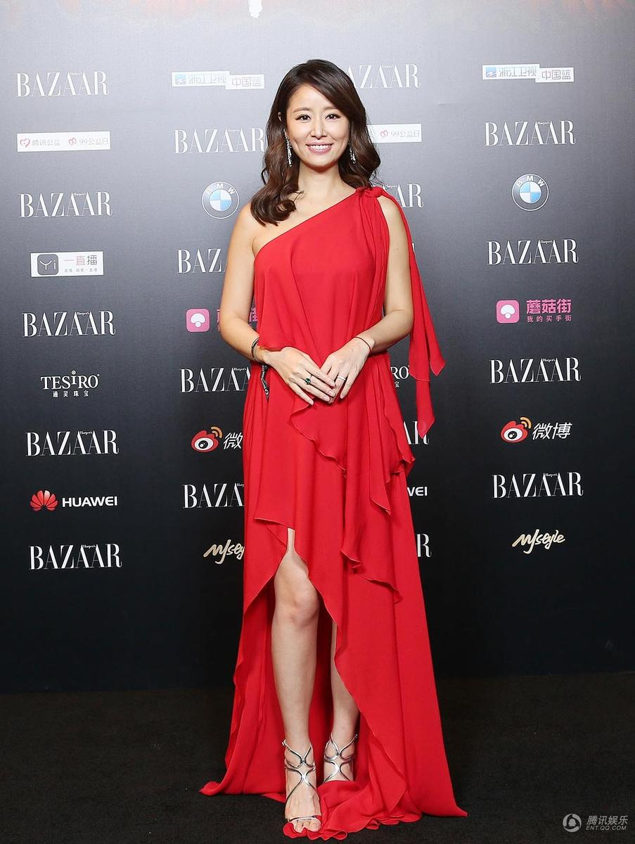 Mỹ nhân Hoa ngữ nô nức đọ vẻ đẹp nữ thần trên thảm đỏ - 9