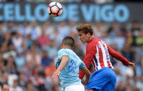 Celta Vigo - Atletico Madrid: Người hùng tỏa sáng - 1