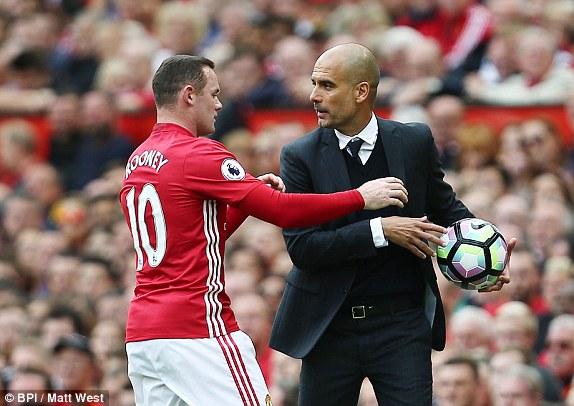 Chùm ảnh derby Manchester: Cảm xúc thăng trầm - 5