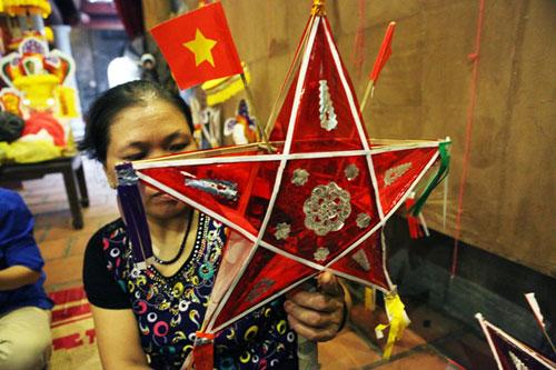 Đến phổ cổ Hà Thành chơi đồ trung thu truyền thống - 3