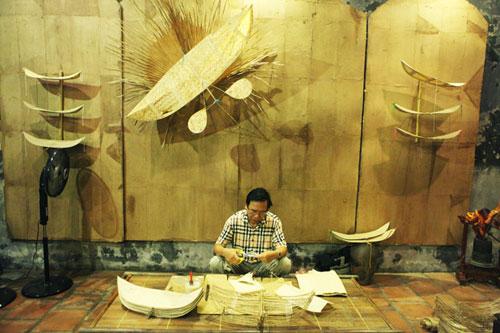 Đến phổ cổ Hà Thành chơi đồ trung thu truyền thống - 5