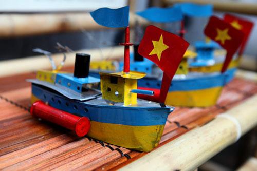 Đến phổ cổ Hà Thành chơi đồ trung thu truyền thống - 7