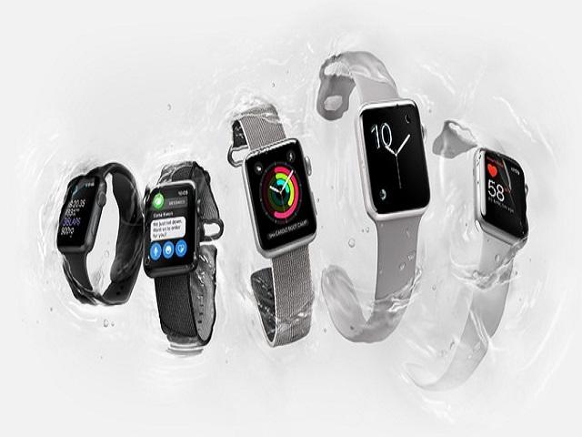 Apple lạc quan trước doanh số và triển vọng của Apple Watch 2 - 1