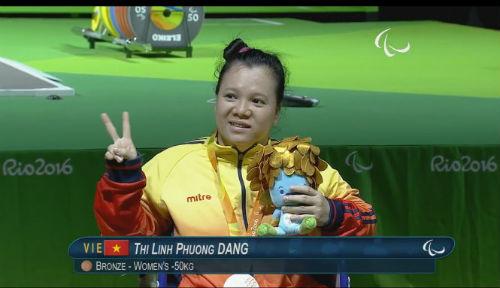 Paralympic: Thắng Trung Quốc, VĐV Việt Nam giành HCĐ - 3