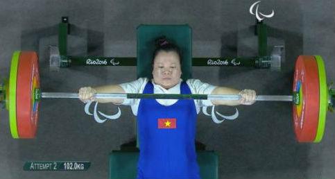 Paralympic: Thắng Trung Quốc, VĐV Việt Nam giành HCĐ - 1
