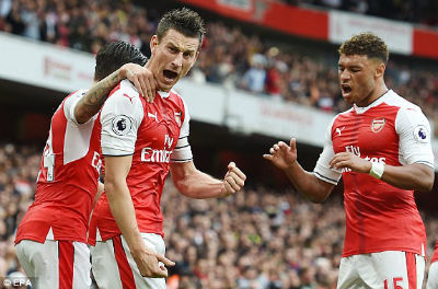 Chi tiết Arsenal - Southampton: Penalty muộn (KT) - 5