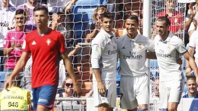 Chi tiết Real Madrid - Osasuna: Bernabeu tưng bừng (KT) - 4