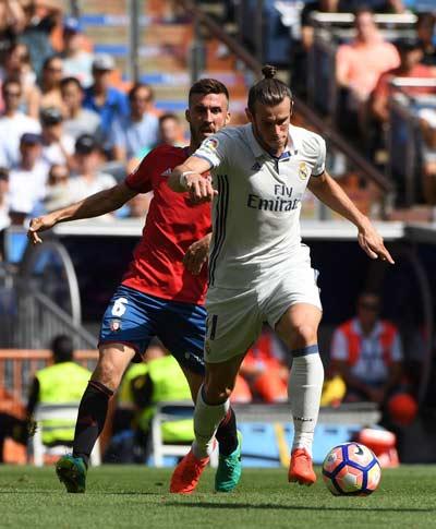 Chi tiết Real Madrid - Osasuna: Bernabeu tưng bừng (KT) - 5