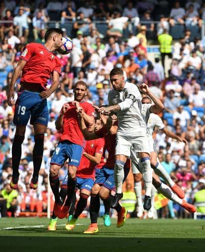Chi tiết Real Madrid - Osasuna: Bernabeu tưng bừng (KT) - 7
