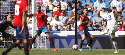 Chi tiết Real Madrid - Osasuna: Bernabeu tưng bừng (KT) - 6