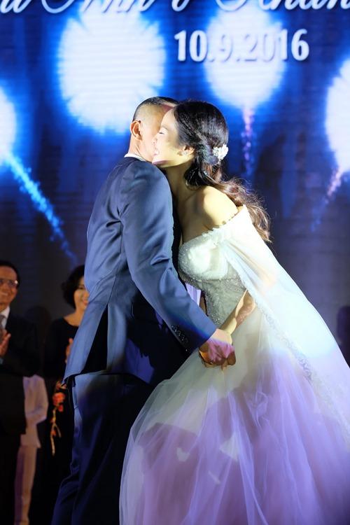 Khánh Thi đến mừng người yêu cũ cưới vợ trẻ - 5