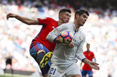 Chi tiết Real Madrid - Osasuna: Bernabeu tưng bừng (KT) - 10