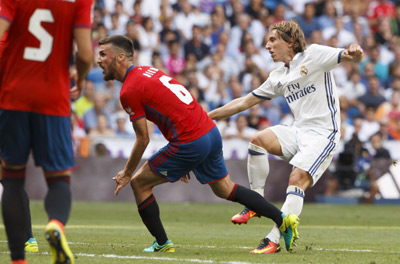 Chi tiết Real Madrid - Osasuna: Bernabeu tưng bừng (KT) - 9