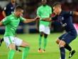 PSG - St Etienne: Ôm hận phút bù giờ