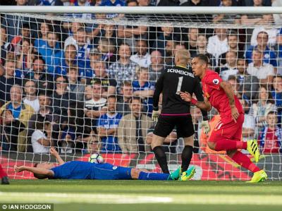 Chi tiết Liverpool - Leicester: Đòn kết liễu (KT) - 3
