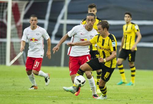 Leipzig - Dortmund: Đòn đau phút cuối - 1