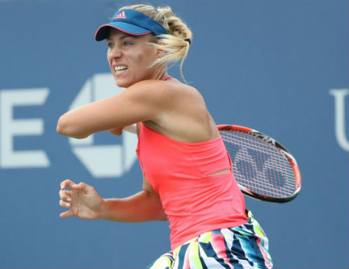 Kerber - Pliskova: Ngôi hậu giàu cảm xúc (CK US Open) - 1