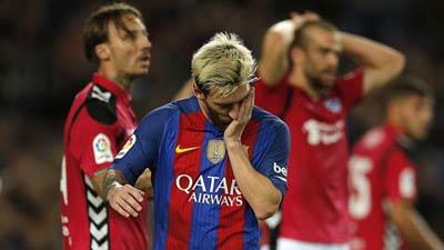 Chi tiết Barca - Alaves: Ác mộng Nou Camp (KT) - 8