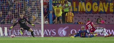 Chi tiết Barca - Alaves: Ác mộng Nou Camp (KT) - 4