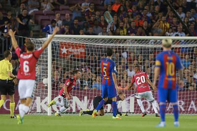 Chi tiết Barca - Alaves: Ác mộng Nou Camp (KT) - 7