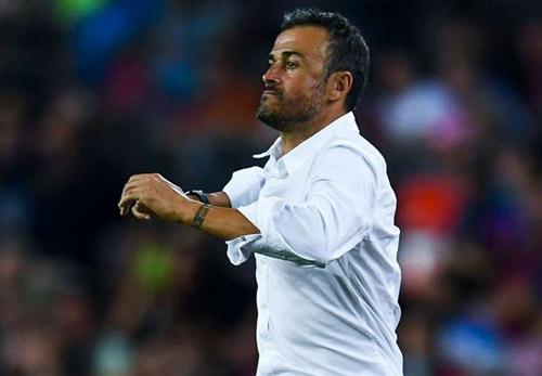 Barca: Enrique nhận lỗi, thừa nhận thua trí đồng nghiệp - 1