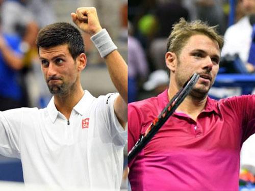 """US Open ngày 14: Djokovic đụng """"Vua chung kết"""" - 1"""